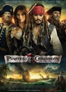 Карибийн тэнгисийн дээрэмчид 4: Нууцлага далайн түрлэг УСК (2011)