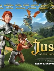 Justin and Knights of Valour (2013)
