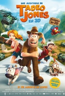 Tad The Lost Explorer (2012)