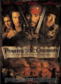 Карибийн тэнгисийн дээрэмчид: Хар сувд хөлгийн хараал УСК (2003)