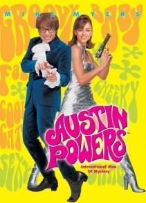 Остин Поверс: Олон улсын хэмжээний нууцлаг хүн (1997)