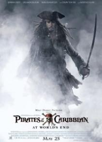 Карибийн тэнгисийн дээрэмчид 3: Дэлхийн хязгаарт УСК (2007)