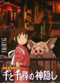Чихиро ба сүнснүүд (2001)