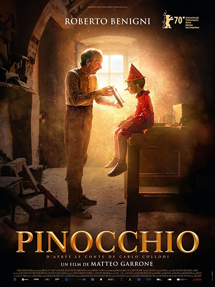 Пиноккио УСК (2019)